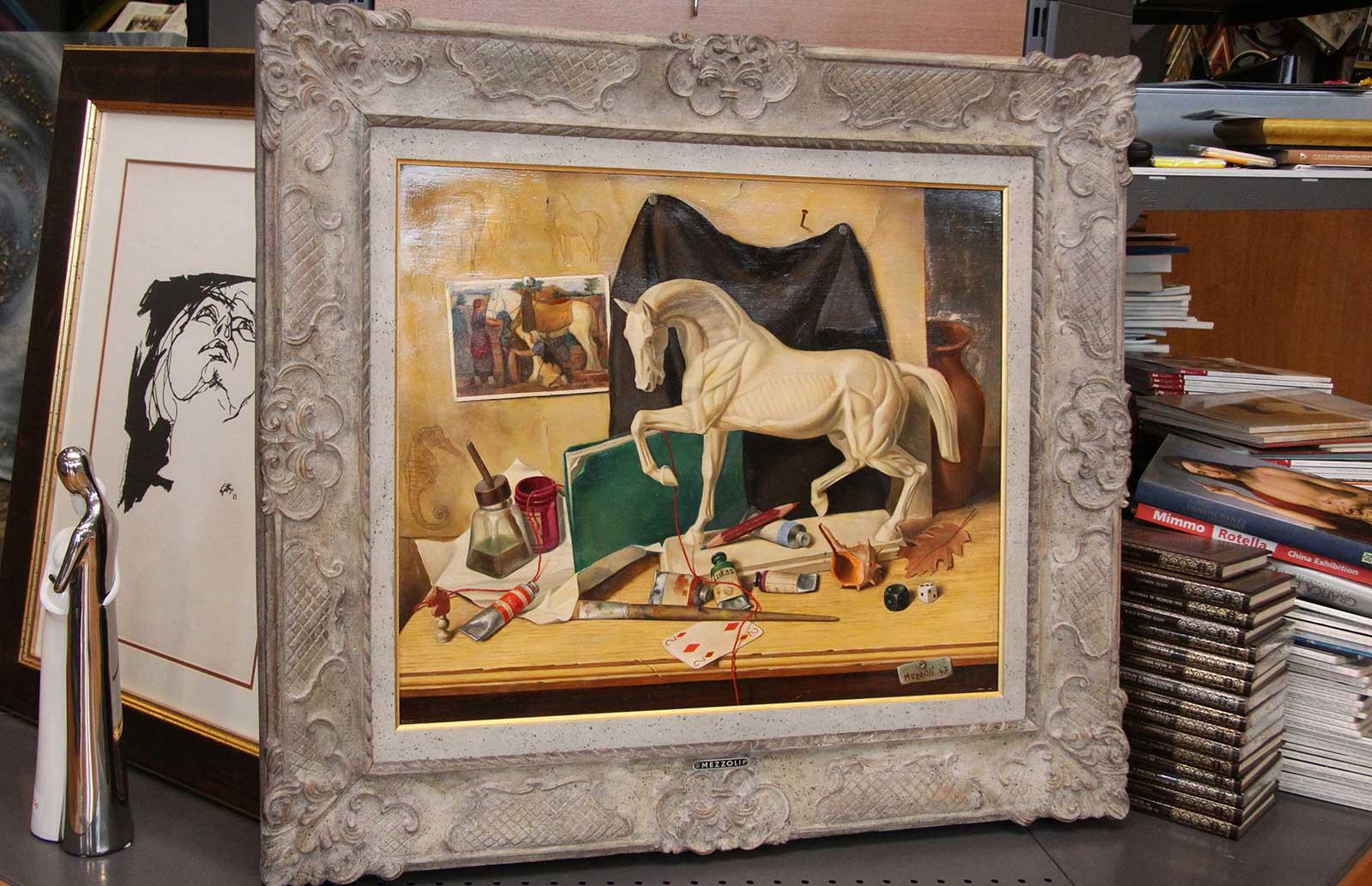 Produzione e vendita cornici Verona